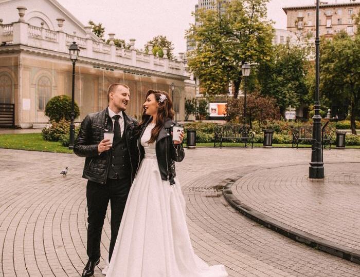 Наша невеста Евгения