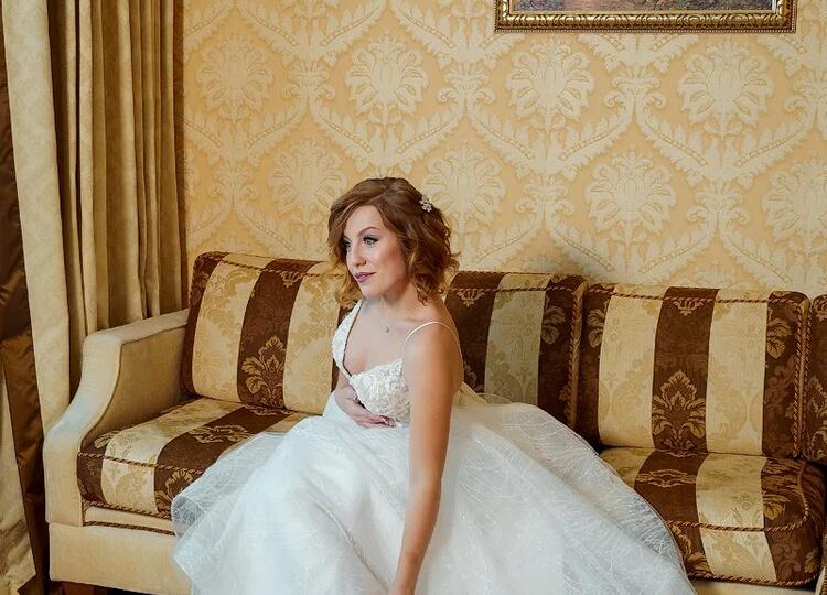 Наша невеста Юлия
